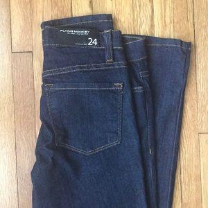 Flying Monkey Jeans - NWT Flying Monkey Skinny Jeans Size 24